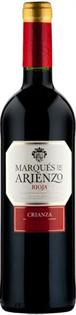 Marques de Arienzo Rioja Crianza 2010 750ml - Case of 12